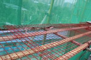 海南工地钢笆网案例